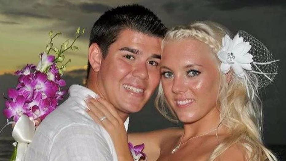 Keri Galvan died in her husband's arms at Las Vegas massacre