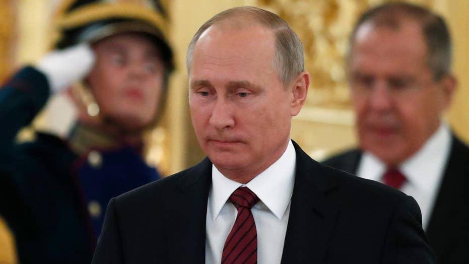 Senate panel offers no concrete evidence on Russia collusion