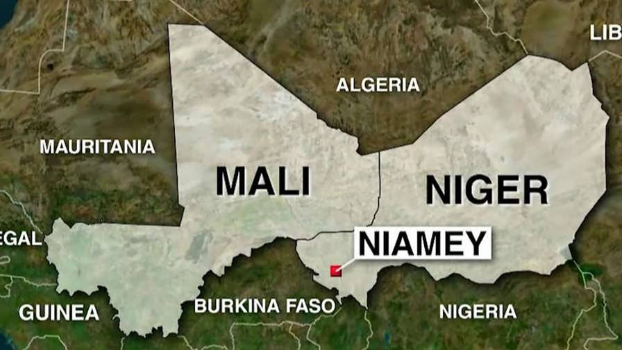Two other Special Forces soldiers were also wounded in the Niger ambush; Lucas Tomlinson has the story for 'Special Report.'