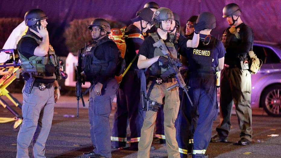 Report: Vegas shooter targeted jet fuel tanks near concert