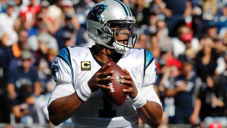 NFL quarterback Cam Newton accused of sexism