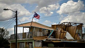White House announces $13B aid package for Puerto Rico