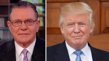 President Trump refers to meeting with military leaders as 'the calm before the storm'; reaction and analysis from Gen. Jack Keane, chairman of the Institute for the Study of War.