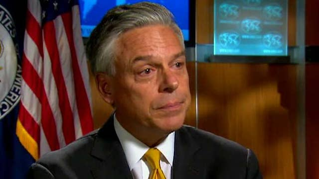 Amb. Huntsman reflects on the future of US-Russia relations