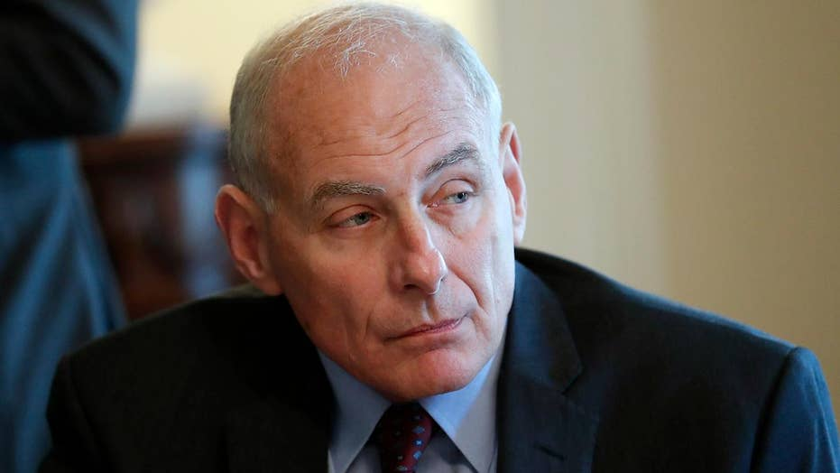 Report: White House chief of staff Kelly's phone hacked