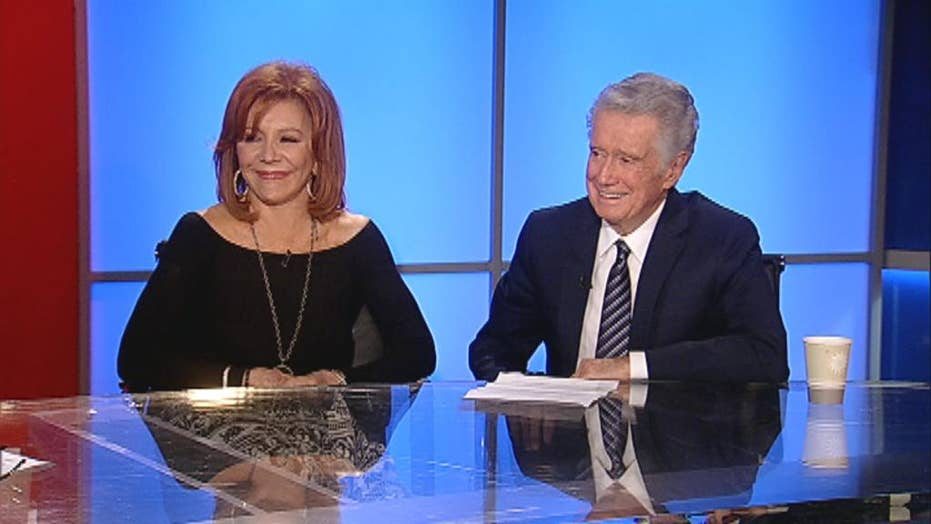 Regis Philbin speaks out about heart health