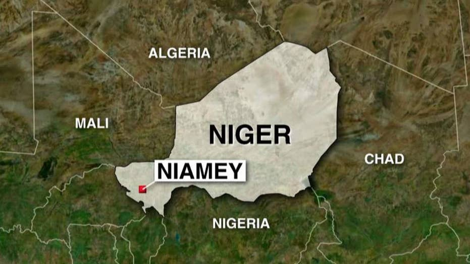 Body of fourth US soldier found in Niger