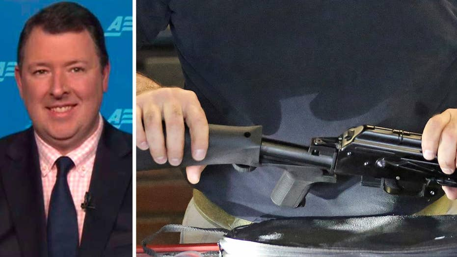 Marc Thiessen on bump stocks: We should close the loophole