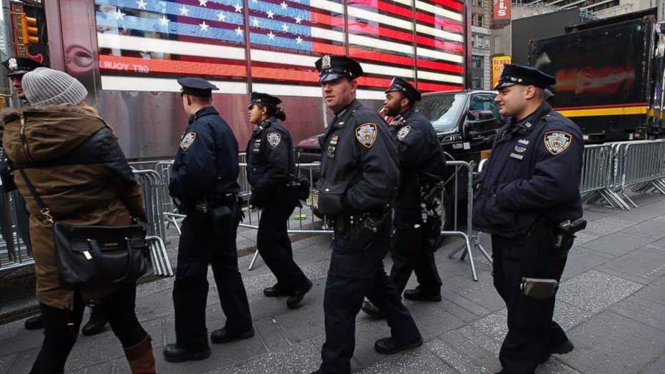ISIS-inspired attack thwarted in New York City