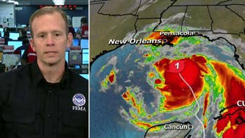 FEMA administrator Brock Long on steps the federal government is taking ahead of another powerful storm set to make landfall.