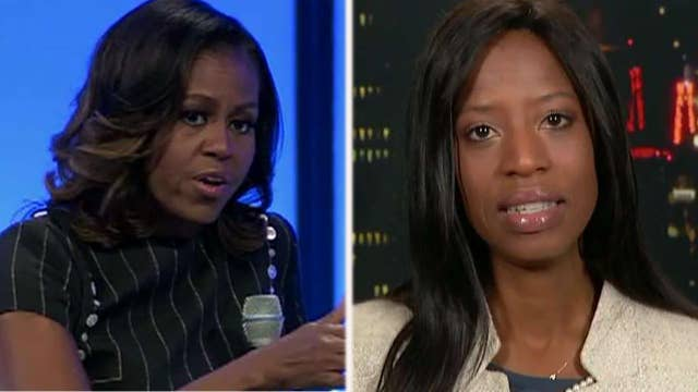 Rep. Love slams Michelle Obama's 'all men, all white' remark