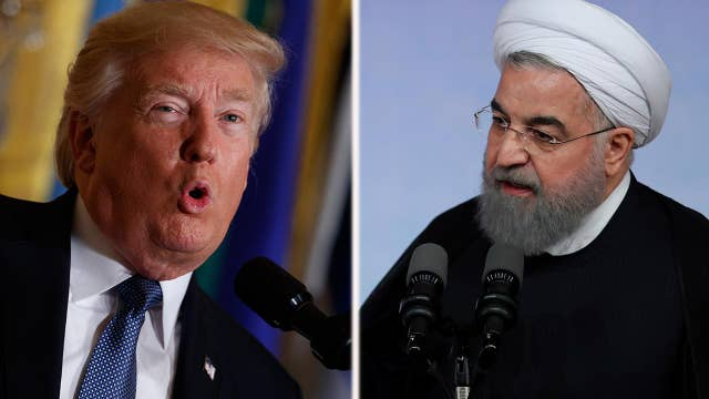 Should Trump decertify the Iran nuclear deal?