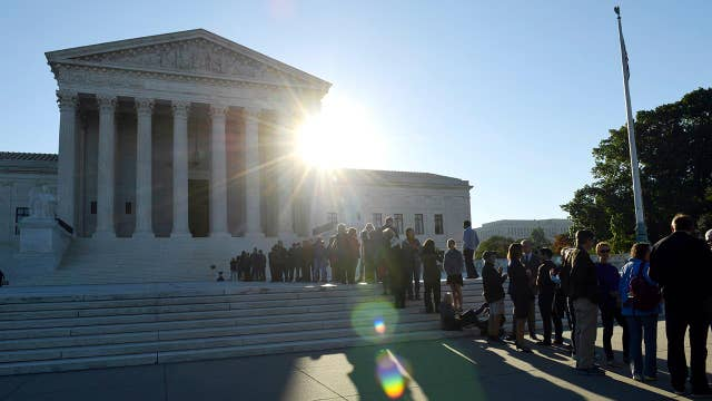 The cases to watch in the new Supreme Court term