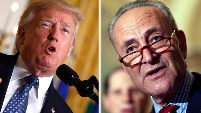 Trump considers teaming up with Democrats to fix health care