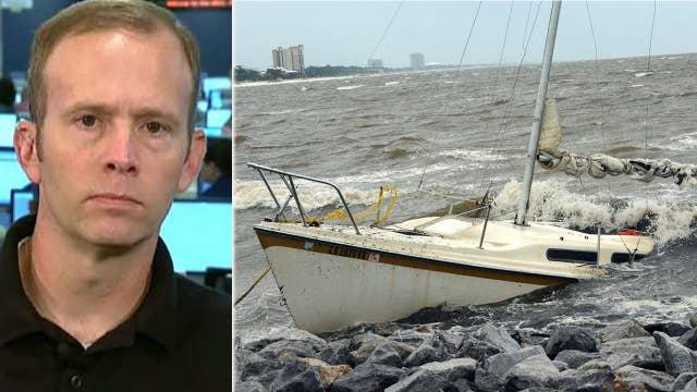 Brock Long on FEMA's response to Hurricane Nate