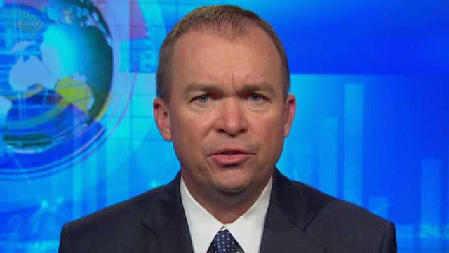 Mulvaney talks spending, deficit and tax reforms