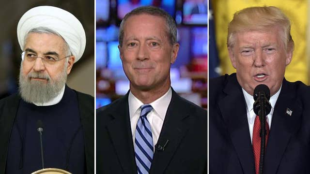 Rep. Thornberry on why Trump may decertify Iran deal