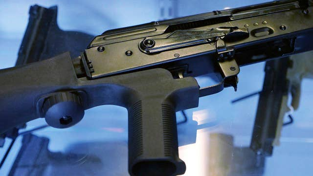 Some in GOP, NRA open to restrictions for 'bump stocks'