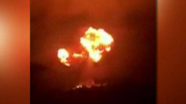 Gas station explosion in Ghana kills at least seven