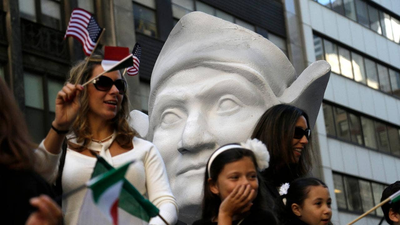 an argument against the celebration of the columbus day in america
