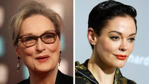 Meryl Streep, Rose McGowan, Ashley Judd and Mark Ruffalo are but a few celebrities speaking out against Harvey Weinstein in the wake of his firing due to allegations of sexual assault.