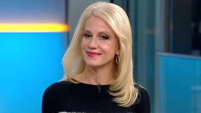 Kellyanne Conway details WH's 70-point immigration plan