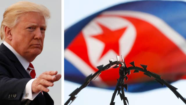 Trump says US policy 'didn't work' in warning to North Korea