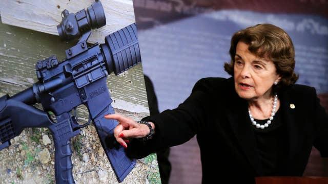 Feinstein: No gun laws could have prevented Vegas massacre