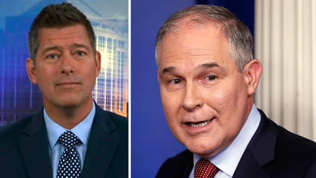 Rep. Duffy applauds EPA for axing Clean Power Plan