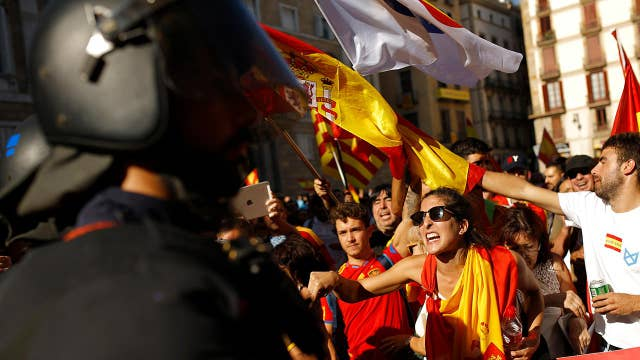 Spanish PM says country will not be divided