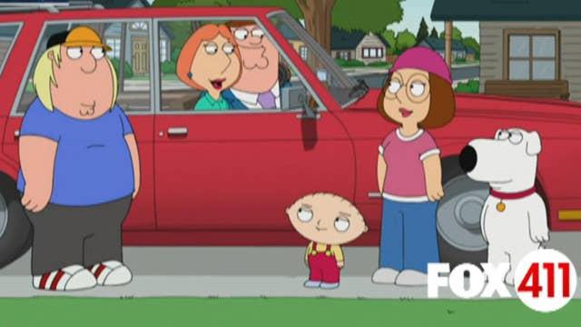 'Family Guy' returns for its 15th season