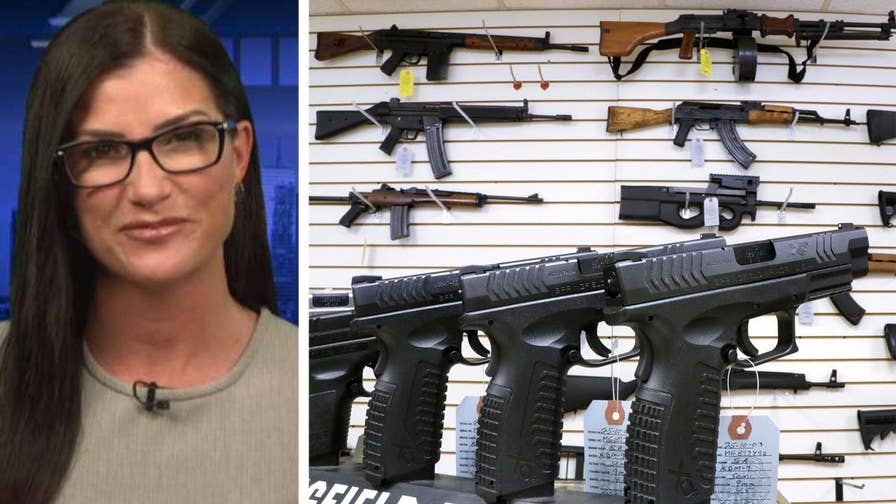 NRA spokesperson reacts on 'Fox & Friends' to calls for gun control.