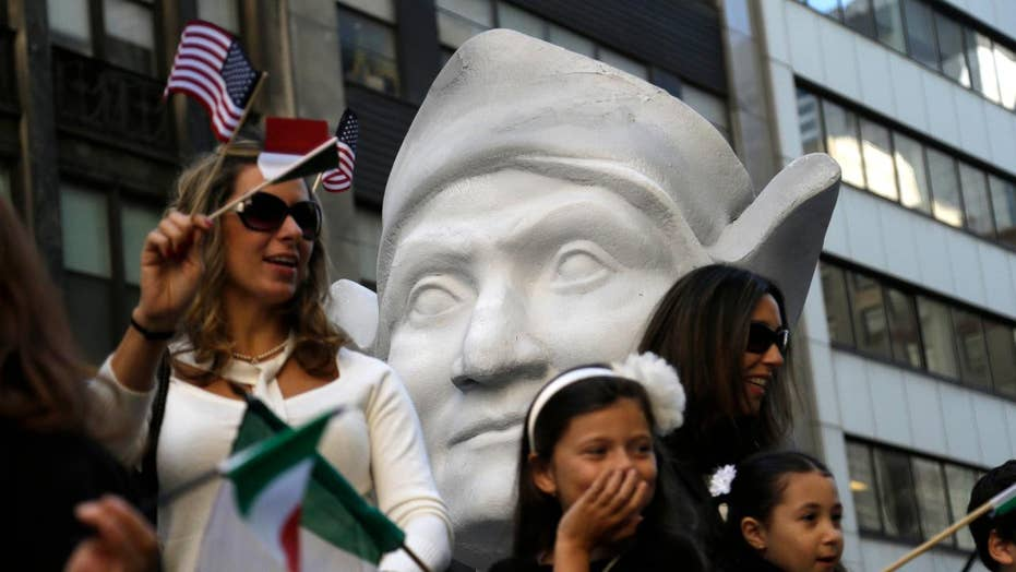 Poll shows most Americans want to celebrate Columbus Day