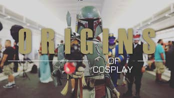 Fox News talks to cosplayers at Comic Con and author of 'Cosplay: The Fantasy World of Role Play,' Lauren Orsini to get all the facts on what cosplay actually is and why it is not just simply putting on a costume.