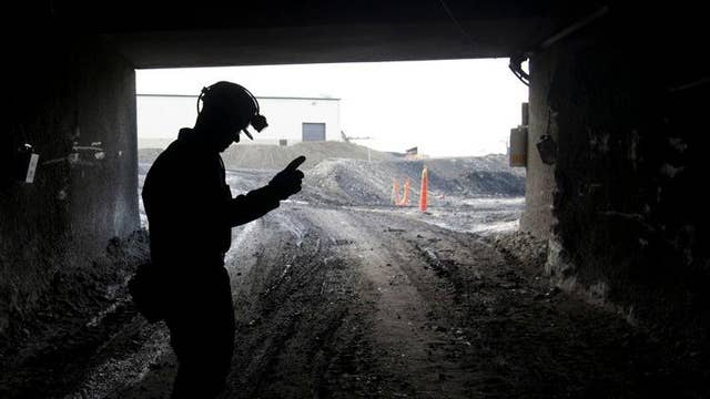 Trump administration declares the war on coal is over