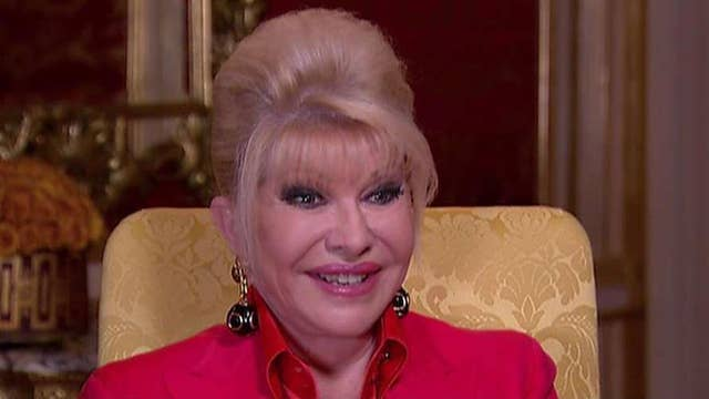 Ivana Trump opens up about 'Raising Trump'