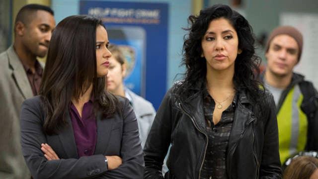 Behind the scenes with stars of 'Brooklyn Nine-Nine'