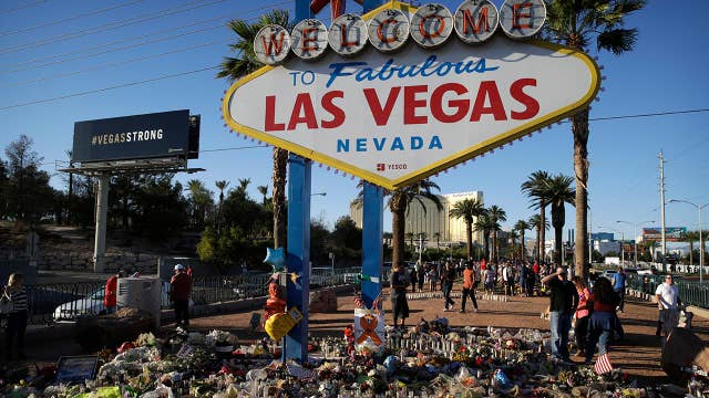 How does new timeline of Vegas attack impact investigation?