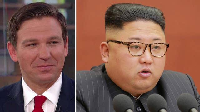 Rep. DeSantis on North Korea: Status quo isn't going to work