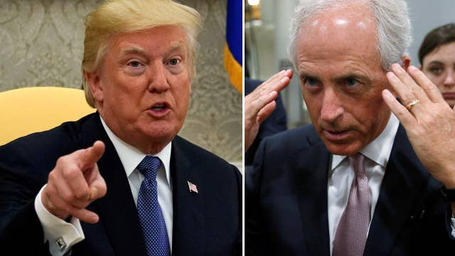 Napolitano: Is Trump-Corker feud a winning strategy?
