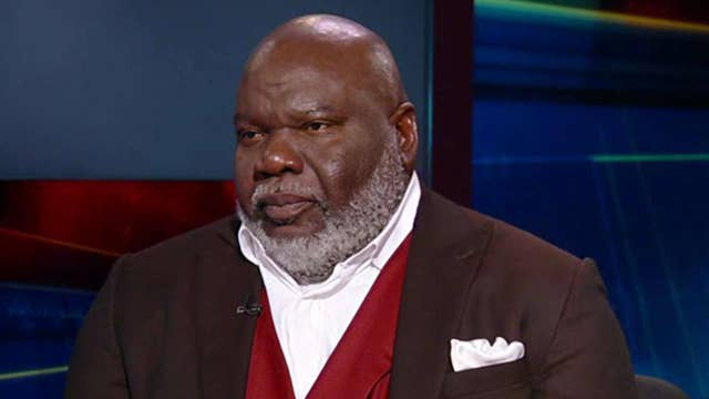 Bishop T.D. Jakes on overcoming life's obstacles