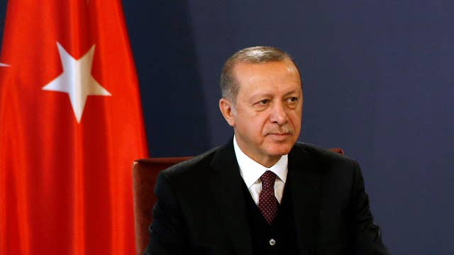 Inside the diplomatic flare up between US, Turkey