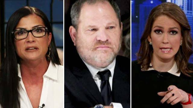 Loesch, Tarlov debate the silence over the Weinstein scandal