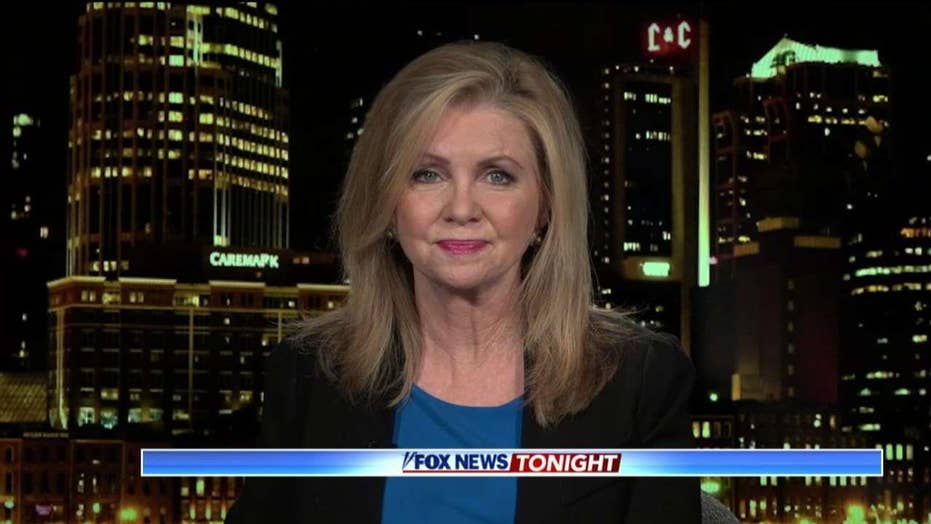 Marsha Blackburn: Twitter Said They Would Run My Ad Without the Pro-Life Part
