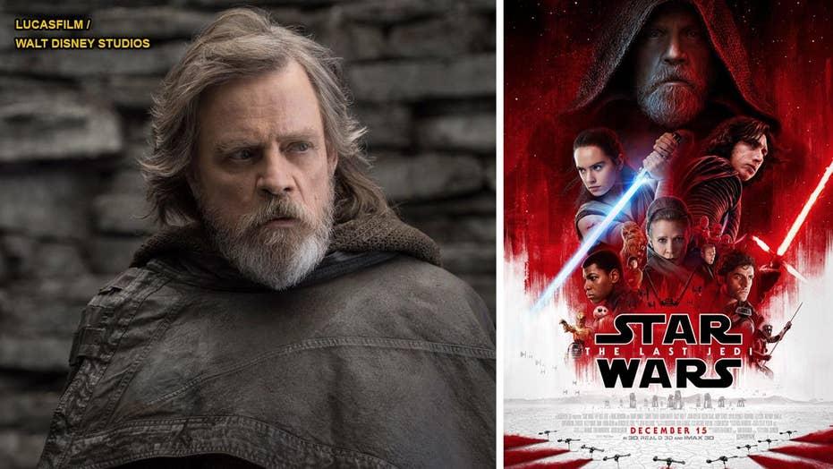 'Star Wars: The Last Jedi' trailer reveals three theories