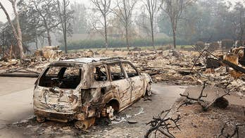Death toll rising as wildfires ravage the state.