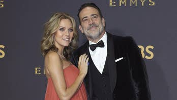'Walking Dead' actor Jeffrey Dean Morgan and Hilarie Burton get married in secret after 10 years together