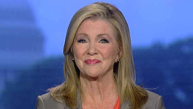 Rep. Marsha Blackburn on ad being banned from Twitter