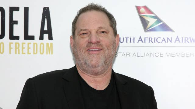 Hillary Clinton condemns Harvey Weinstein allegations