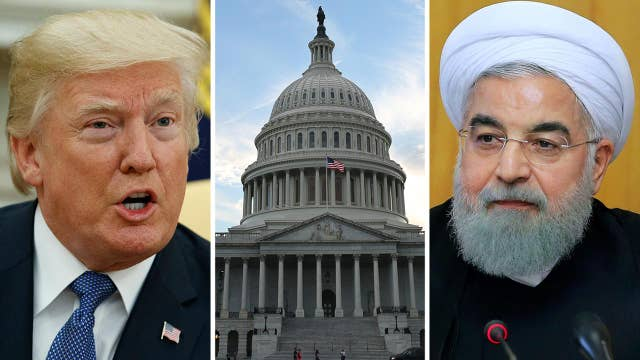 If Trump decertifies the Iran deal, what will Congress do?
